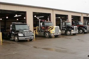 emergency road service Jackson, MI